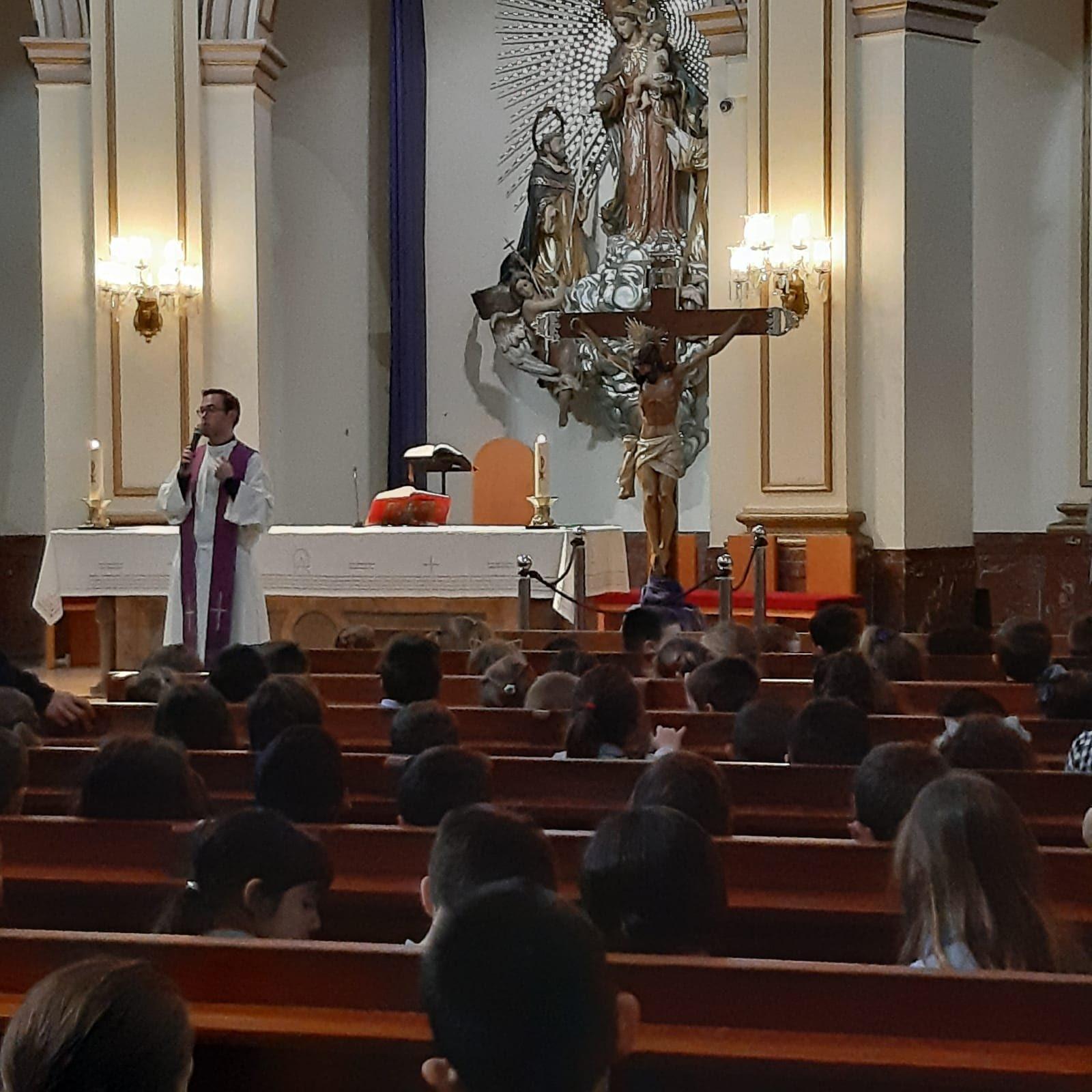 Miercoles De Ceniza Colegio Hogar Nuestra Senora Del Rosario
